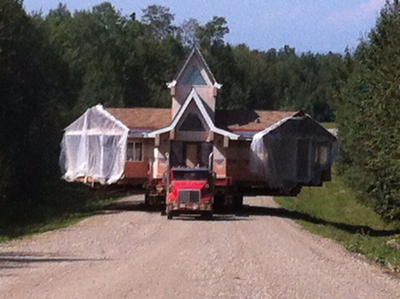 Warkentin Building Movers In Alberta Serving The